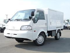 ボンゴトラック冷蔵冷凍車 中温仕様 TESMA車 ロングDX 2WD MT