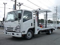 タイタントラックユニック製 2台積 積載車 スーパーツインキャリアNEO
