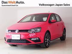VW ポロGTI7速DSG 714SDCWナビLEDライトPKG 禁煙DWA
