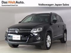 VW ティグアンTSIブルーモーションT キセノンライトPG 禁煙使用DWA