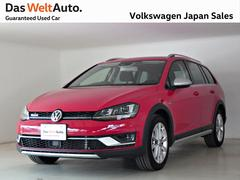 VW ゴルフオールトラックTSI−4モーション ディスカバープロアップグレードPKG