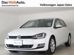 VW ゴルフTSIハイライン ディスカバープロセーフティPG 試乗用車輌