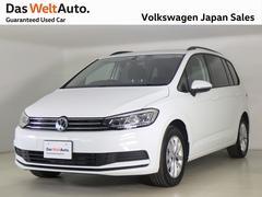 VW ゴルフトゥーランTSIコンフォートライン アップグレードPG 禁煙試乗使用車