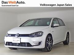 VW ゴルフGTEDCC−PKG 当社支店禁煙試乗使用 DWA認定中古車輌