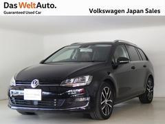 VW ゴルフヴァリアントTSIハイライン DCC受注生産マラケシュレザーPKG