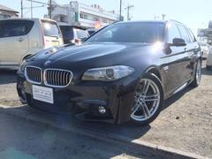 BMW523iツーリング Mスポーツ 純正HDDナビフルセグTV