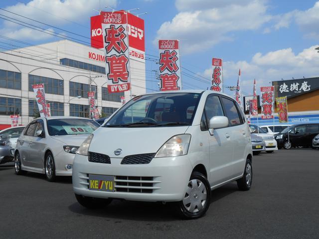 日産 モコ C CD キーレス 電格ミラー ベンチシート (車検整備付)
