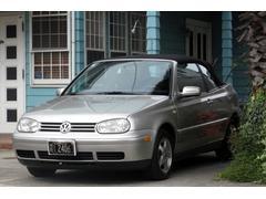 VW ゴルフカブリオレUSモデル CABRIO 実走行CARFAX付 左ハンドル