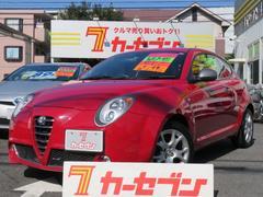 アルファロメオ ミトスプリント スペシャルエデション 1オーナー ターボ ナビ