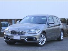BMW118d スタイル BカメラCアクセスDアシスト白ハーフ革