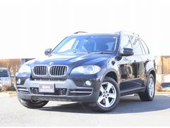 BMW X5xDrive 30i 黒革パノラマサンルーフ1オーナー