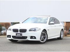 BMW523i Mスポーツ 18AWクルコンDアシストSR地デジ