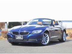 BMW Z4sDrive20i ハイライン 17AW黒革ウッドトリム後期