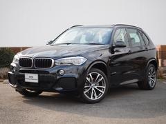 BMW X5xDrive 35d MスポーツセレクトPサンルーフデモカー