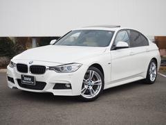 BMWアクティブハイブリッド3 Mスポーツ ベージュ革サンルーフ