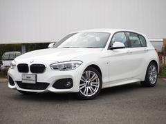 BMW118iMスポーツ LEDライト純正HDDナビBカメラ後期型