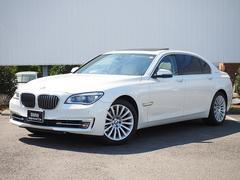 BMWアクティブハイブリッド7L サンルーフ全席ベンチレーション