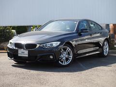 BMW420iグランクーペ Mスポーツ ACC純正HDDナビ新EG