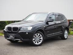 BMW X3xDrive 20d 18AW電動シートバックカメラETC