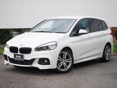 BMW218dグランツアラー Mスポーツ LEDライトDアシスト