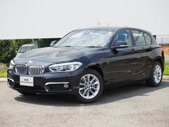 BMW118d スタイル ハーフレザーLED純正HDDナビETC