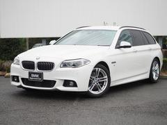 BMW528i Mスポーツ ツーリング 禁煙車DアシストACC