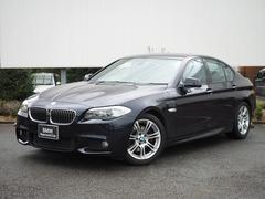 BMW523i Mスポーツパッケージ 18AWクルコン電動シート