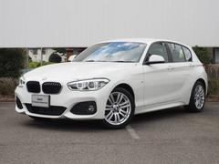 BMW118d Mスポーツ 弊社デモカー17AWDアシストクルコン