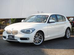 BMW116i ファッショニスタ Cアクセス純正HDDナビ17AW