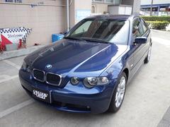 BMW318ti Mスポーツ 左ハンドル 5速マニュアル