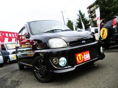 プレオRSリミテッドII 4WD 5速MT スーパーチャージャー