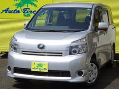 ヴォクシートランスX5人乗 Bカメ付ナビ地デジ ETC トランクボード