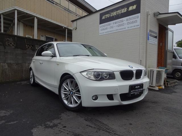 BMW 130i Mスポーツ HDDナビ コンフォートPKG HID