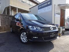 VW シャランTSI コンフォートライン SDナビ 地デジ 両側パワスラ