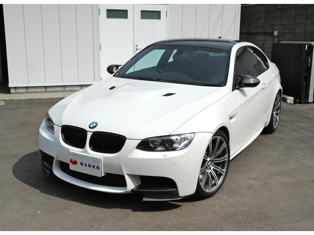BMW M3 M3クーペ M DCT ドライブロジック ワンオーナ...