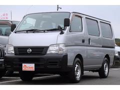 キャラバンロングDX 軽油ターボ 切替式4WD NOx適合 5ドア低床