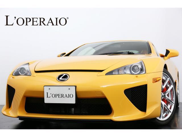 レクサス 世界500台限定 カーボンインテリア セミアニンレザー