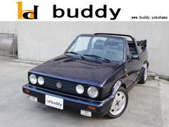 VW ゴルフカブリオレクラシックライン 記録簿16 HID 黒革シート