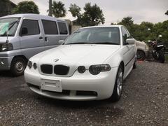 BMW318ti Mスポーツ 1オーナー 禁煙車 サンルーフ