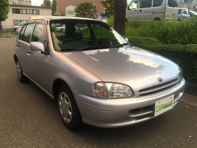 Photo of TOYOTA STARLET REFLET f EXTRA PACKAGE / used TOYOTA