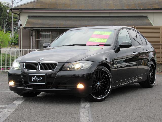 BMW 320i ハイラインパッケージ 19AW サンルーフ 黒革