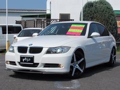 BMW320i ナビ 19AW リップS HID Bカメラ ETC