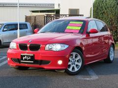 BMW118i サンルーフ 16AW HID プッシュスタート