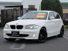 BMW118i18AW HID イカリング プッシュスタート