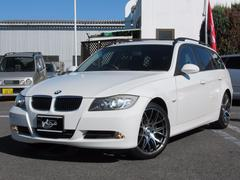 BMW320iツーリング 18AW HID 1オーナー 禁煙