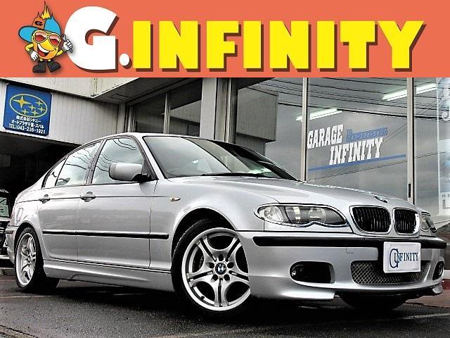 BMW 3シリーズ 後期型・純16inAW・エアロ・ETC・Fフォ...