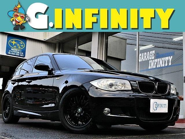 BMW 1シリーズ 116i Mスポーツパッケージ HID・純正1...