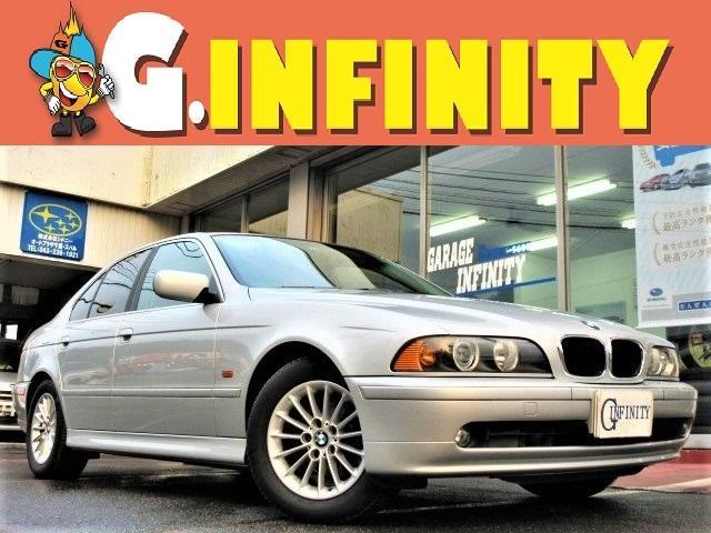 BMW 5シリーズ 525i ・後...
