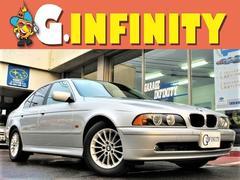 BMW525i ・後期型・純正DVDナビ・純正16AW ・ETC