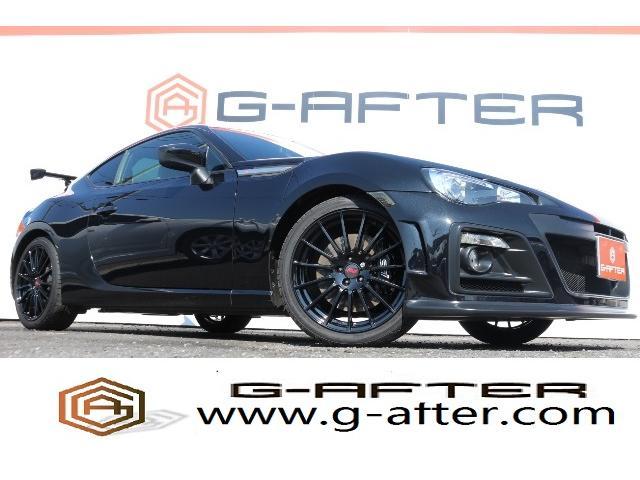 スバル BRZ tS GTパッケージ250台限定車ワンオーナーHD...